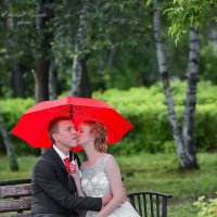 Кристина и Андрей 02.07.2016 :: Евгения Чернова