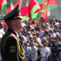 Парад в Минске :: Diana Razgulova