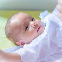 Крестильная рубашечка :: Ольга Егорова