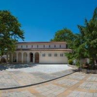 Остров Кефалония православный монастырь.Греция. :: юрий макаров