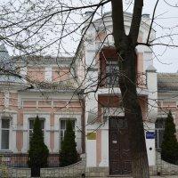 Дом в Новочеркасске. :: Береславская Елена