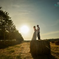 Anna & Yarik Wedding day :: Dmitry Pechinsky