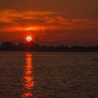 Чудское озеро. :: Виктор Грузнов