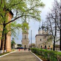 Смоленская церковь с колокольней в Суздале :: Денис Кораблёв