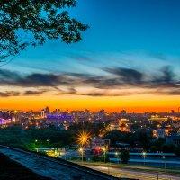 Родной город. Взгляд со стороны :: Андрей Поляков