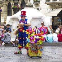 На улицах сербской столицы.... :: Cергей Павлович
