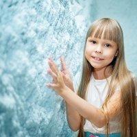 В соляной пещере :: Катерина Фомичева