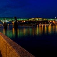 Пушкинский мост :: Игорь Капуста