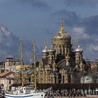 Петербург-морской город :: ник. петрович земцов