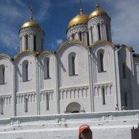 Величие Успенского собора :: Галина