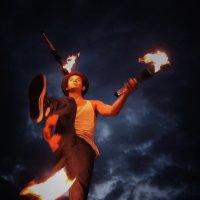 Повелитель огня… :: Roman Mordashev