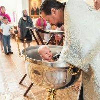 Крещение Марка :: Сергей Воробьев