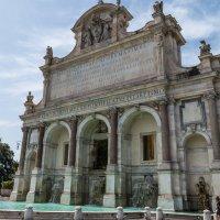 """Фонтан dell""""Aqua Paola в Риме :: David Rinenberg"""
