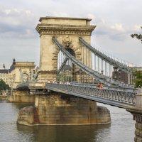 Цепной мост Сечени. :: Cергей Павлович
