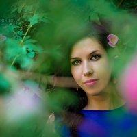 Лето.. все цветет и пахнет.. :: Наталья Корнилова