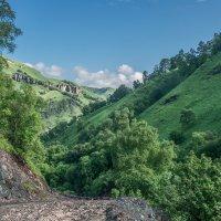 Дорога к водопаду Гудмишх :: Аnatoly Gaponenko