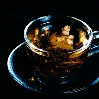 Чайный цветок :: Юля Тихонова