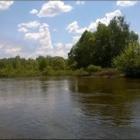 Река Ворона :: °•●Елена●•° Аникина♀