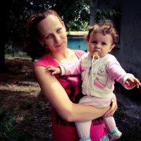 Любовь матери... :: Татьяна