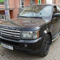 Range   Rover :: Андрей  Васильевич Коляскин