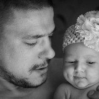 Разговор отца и дочки :: Anna