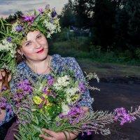 полевые цветы :: Ирина Кузина
