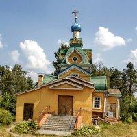Старая деревенская церквушка. :: Анатолий. Chesnavik.