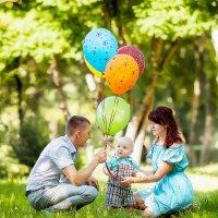 Чудный малыш Саша, и eго счастливые родители!!! :: Юлия Стельмах