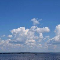 """""""Облака этим летом, пожалуй, будут особенно хороши..."""" :: Александр (Алчи) Шерстнёв"""