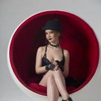 На фотовечеринке Татьяны Просиной :: Alex Mitus
