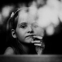 В окне :: Анна Олейник