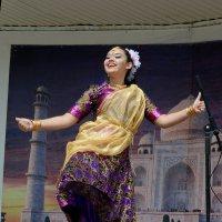 Индийские танцы. :: arkadii