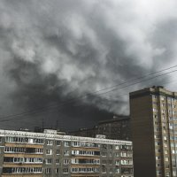 Погода дрянь.. :: Эльдар Циммерман