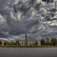 Небо над городом. :: Виктор Грузнов