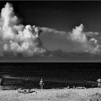 Чёрное море. :: Беспечный Ездок