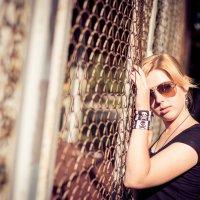 Прогулка в городе. Бэкстейдж. Фотомодель. Фотограф в Белгороде. :: Руслан Кокорев