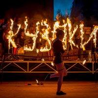 Праздник огня. :: Владимир Батурин