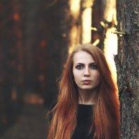 Портрет на природе :: Пашка Соловьев