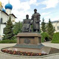 Зодчие казанского кремля :: Евгений Алябьев