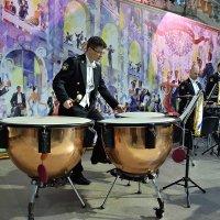 У каждого музыканта свой вес в Оркестре! :: Oleg Konyzhev