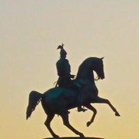 памятник Николаю 1 в Петербурге :: Елена