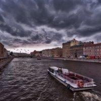Под небом Петербурга :: Дмитрий Б.