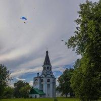 Колокольня в Александровской Слободе :: Дмитрий Царапкин
