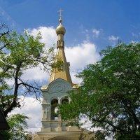 Свято-Григория-Богословская Церковь Одесской епархии :: Александр Корчемный