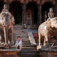 Патан. Долина Катманду. Непал. :: Владимир Чернышев