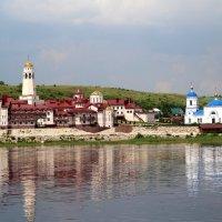 Богородичный Казанский мужской монастырь :: Татьяна Богачева