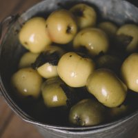 моченые яблочки :: Мария Ставцева