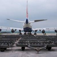 Боинг 747й :: Анна Салтыкова