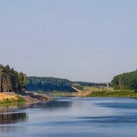 Река :: Александр Витебский
