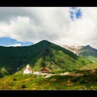 Под небом Грузии... :: алексей афанасьев